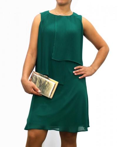 Vestido Verde Chic