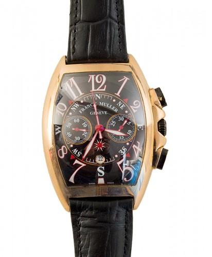 Relógio Franck Muller Mariner