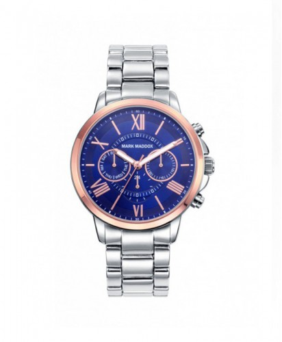 Relógio Mark Maddox Blue