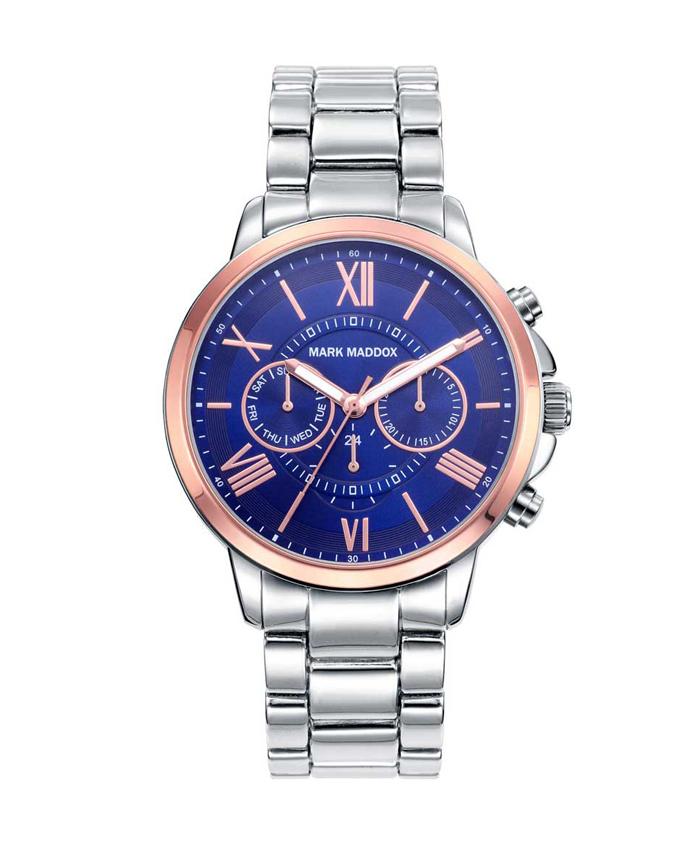 Relógio Mark Maddox Azul